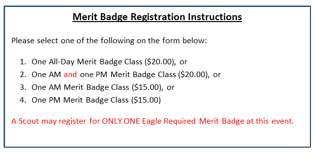 Registrations Express Merit Badge Day Subhash Solanki – Personal Management Merit Badge Worksheet