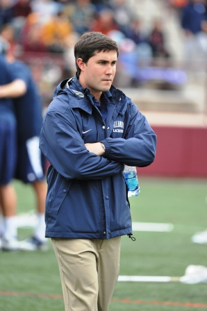 Associate Head Coach Simon Connor